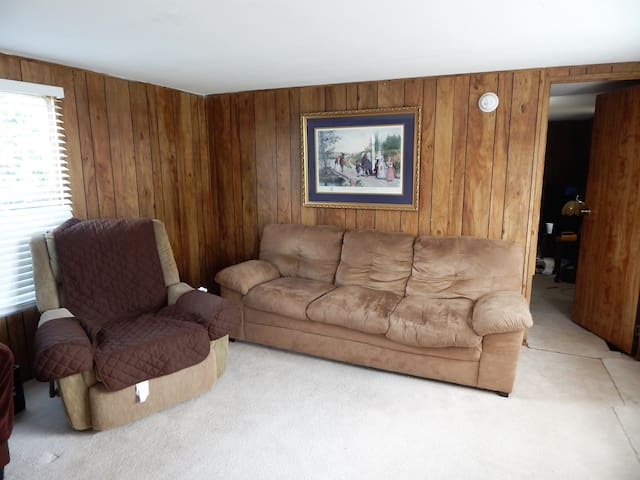 Large room in newly renovated mobile home - Goose Creek - Leilighet