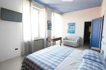 Family Room Le Pietre Grezze - style @Boulevard900