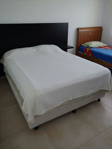 Excelente Depto en el Club de Golf Paraiso - Emiliano Zapata - Wohnung