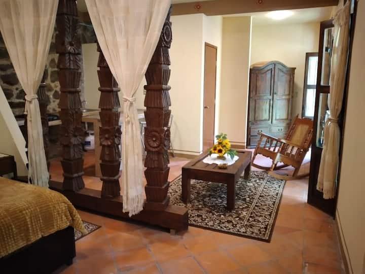 Casa Agua Santa - Tlacualoyan