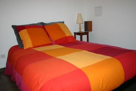 Chambre en souplex dans maison neuve - Guerchy - Maison