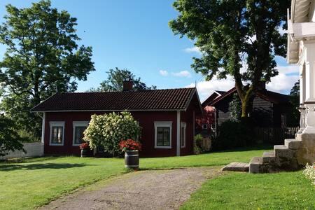 Eldhus i Bø.