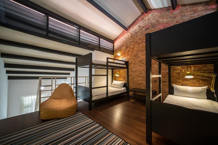 Tien 186 Bunk Bedroom Georgetown