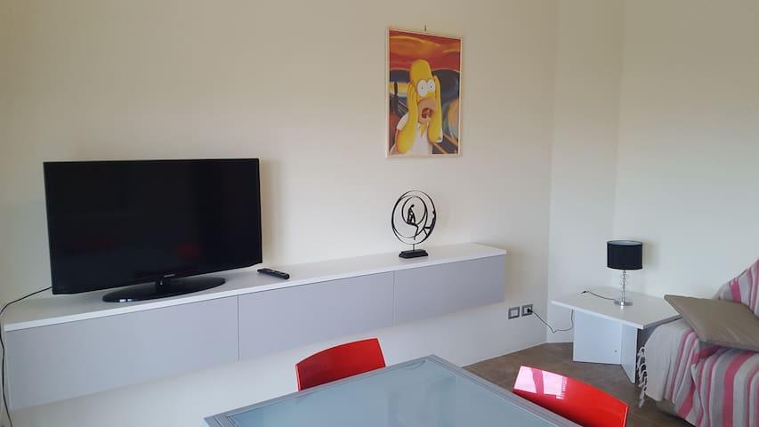 Affitto appartamento vista mare con parcheggio - Civitanova Marche - Apartemen