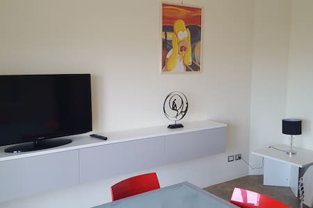 Affitto appartamento vista mare con parcheggio - Civitanova Marche - Apartmen