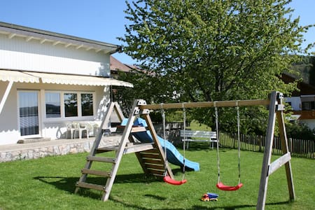 Great location, family-friendly - Eggingen - Wohnung