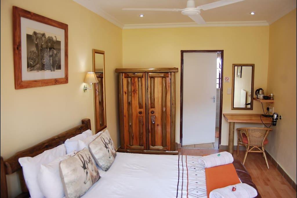 Room 1 - Standard Double Room