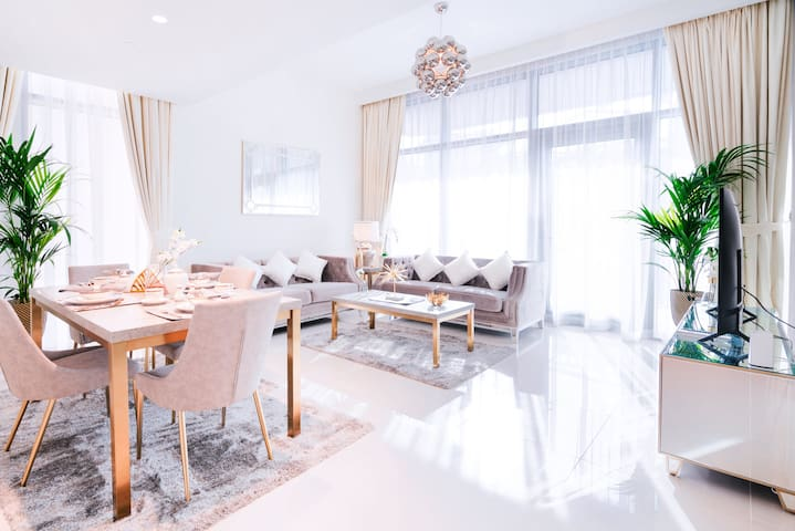 Elite Royal Apartment | 1BR | Luxury experience