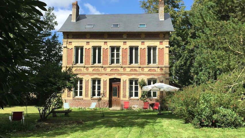 Maison de Charme en Normandie - Vibeuf - Casa