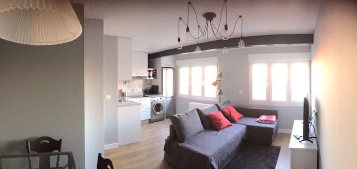 Apartamento céntrico con garaje incluido en precio