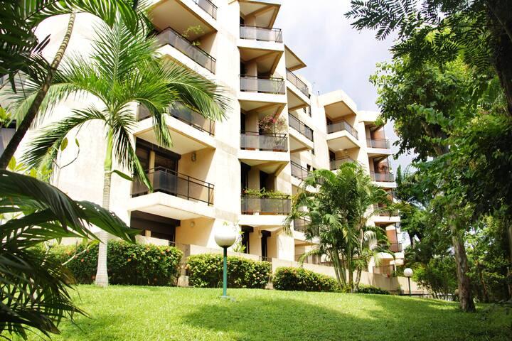 Appartement 3 pièces - Cocody Centre