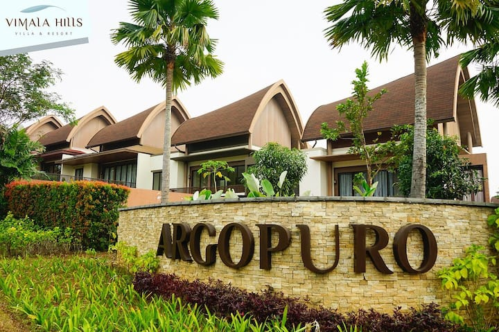 Villa Argopuro Vimala Hills Bogor