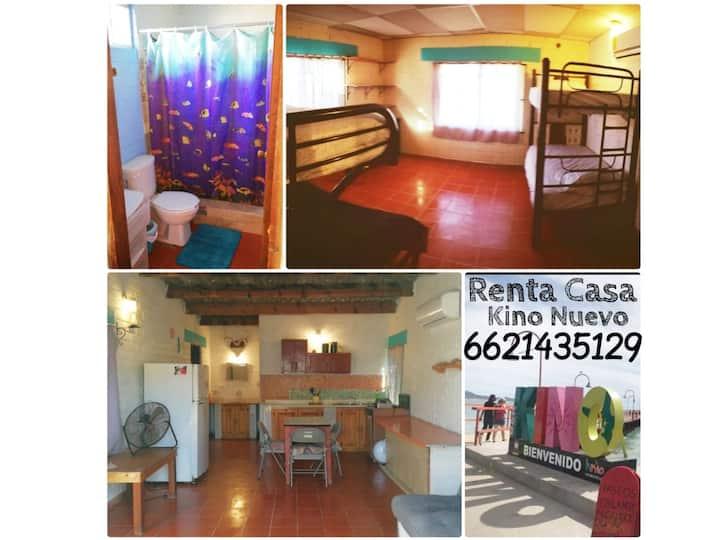 Renta de Casa en Bahía de Kino Nuevo