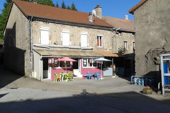 LA PADELLE café