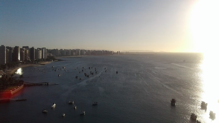 Suíte Frente Mar 204 A