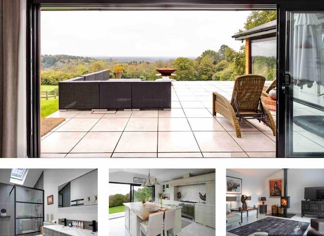 Surrey Hills, Cranleigh, Guildford, amazing views