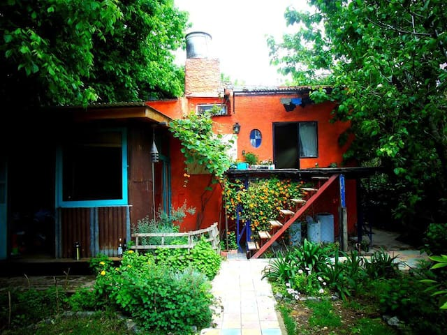 Residencia de Artistas en Tigre - Rincón de Milberg