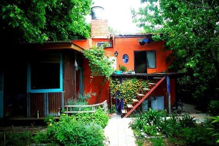 Residencia de Artistas en Tigre - Rincón de Milberg - Lomaosake