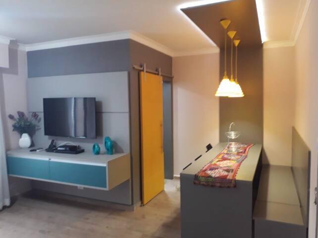 Apartamento Av Pres Wilson em Itarare São Vicente