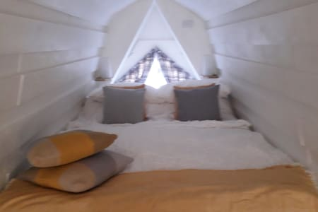 A uniquely cosy space for holidays and night stays