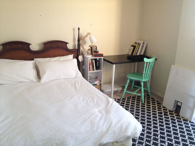 Private Room - Heart of Fitzroy - Fitzroy - Apartment