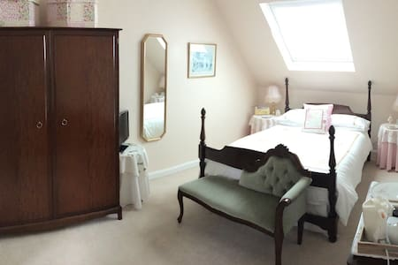 Beautiful Double Room With En-Suite - Kirk Ella