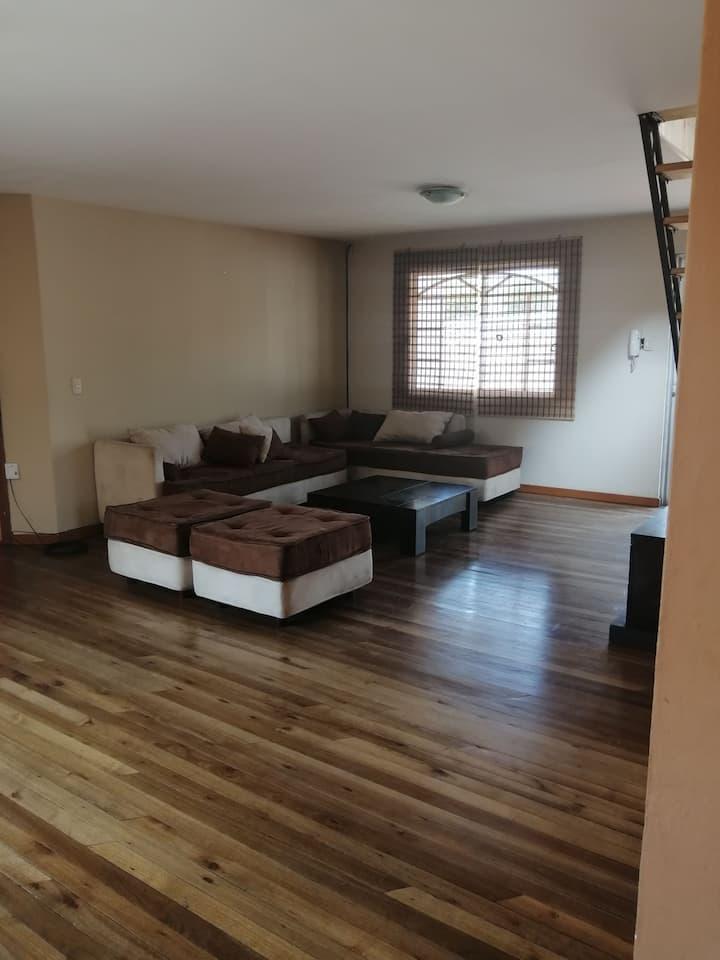 Apartment semifurniture in north of Cuenca