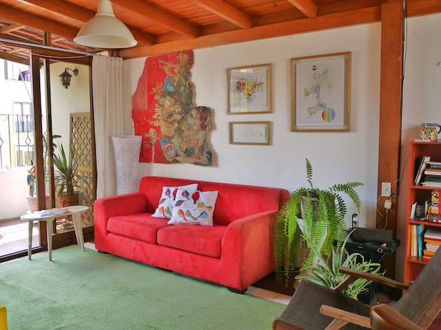 Nice room in a House // Miraflores - Miraflores - Dom