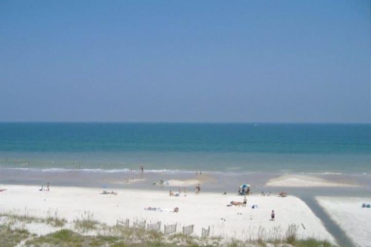 Oceanfront Comfort in the heart of Jax Beach.