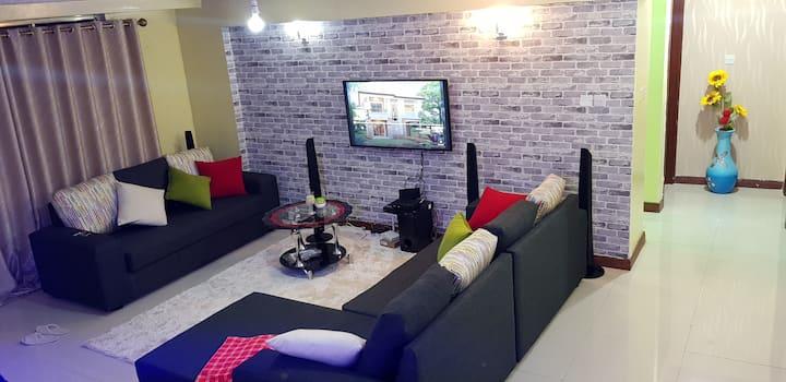 Cozy apartment near JKIA Airport