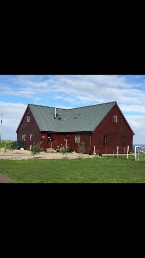 Aiden House B&B, Durness (room 3)