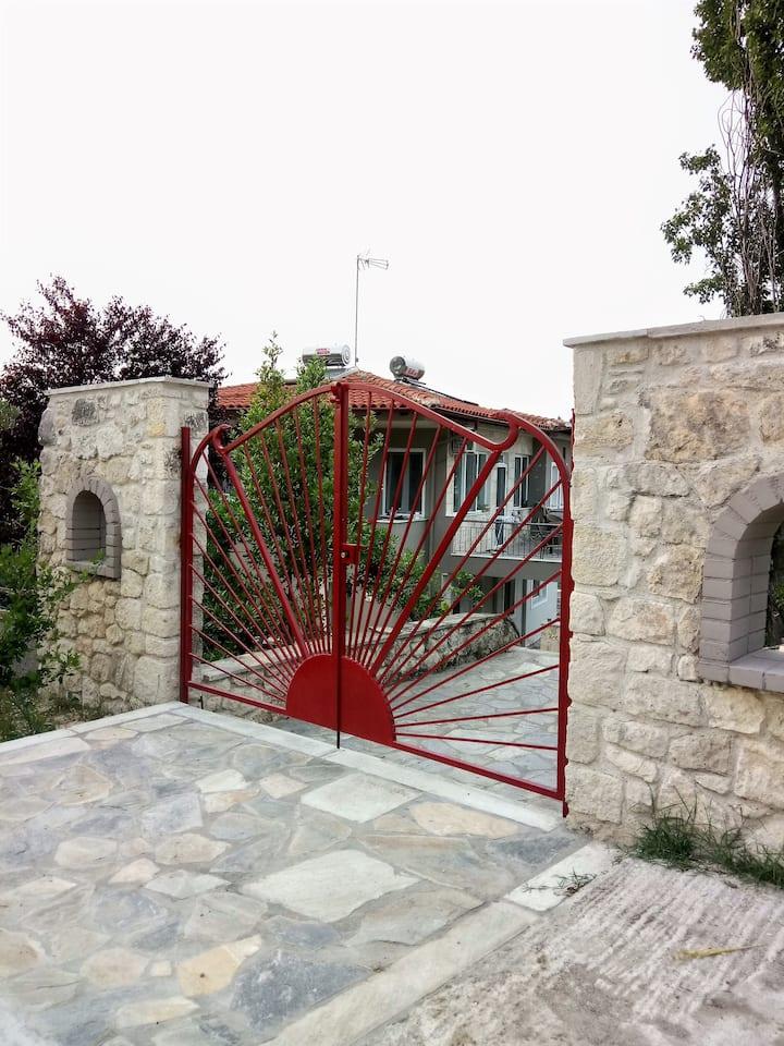 Villa Elea - Aquamarine Room