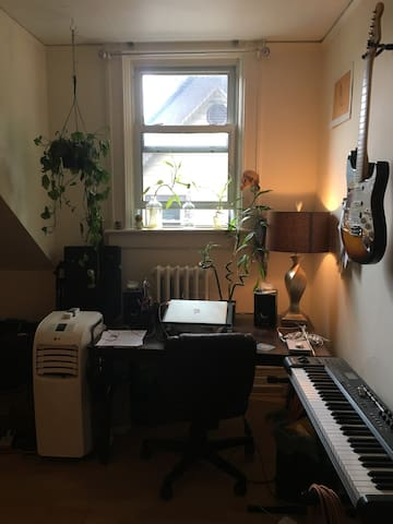 Autumn in Brooklyn - Room available in Ditmas Park