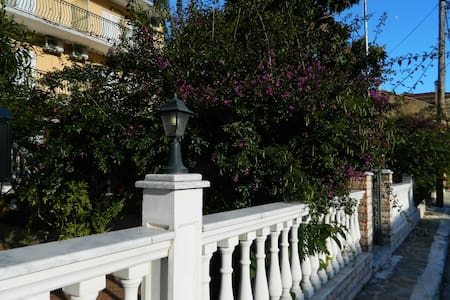 Logaras Apartments in Agia Efimia, Kefalonia - Agia Effimia