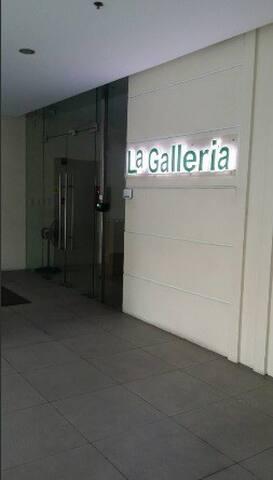 New and Cozy Condo Unit in La Galleria Bldg! (II)