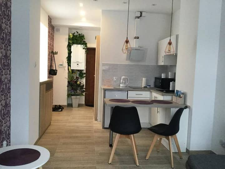 Apartament centrum Lawendowy