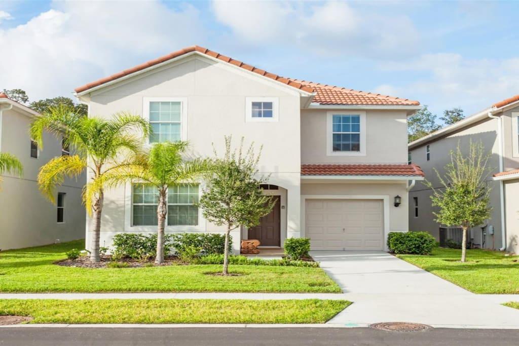 Sweet Home Vacation Disney Rentals Vacation Homes Florida Orlando Paradise Palms Resort