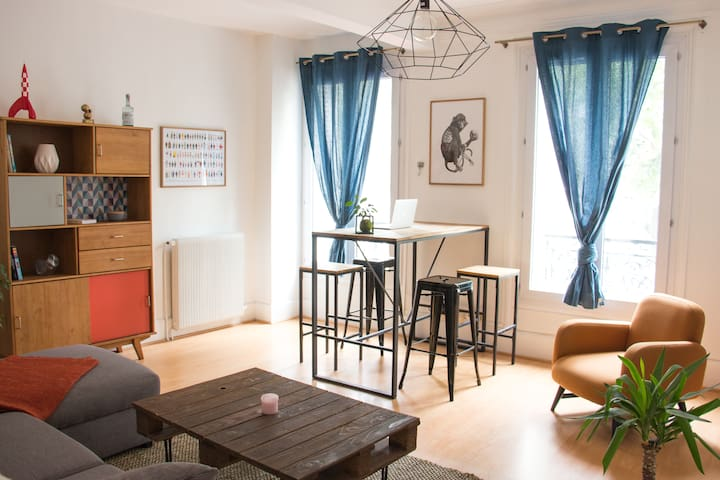 Lovely family-friendly apartment - 4 bedrooms