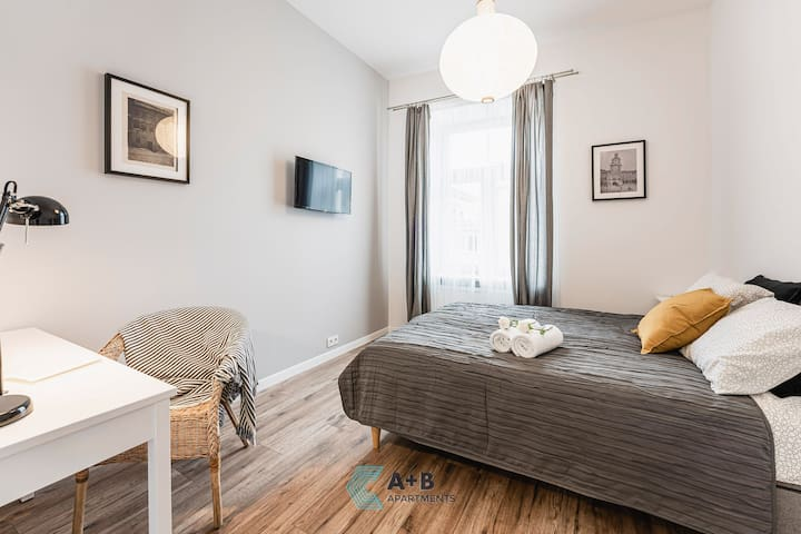 Apartament Plac Litewski typu Deluxe (double)
