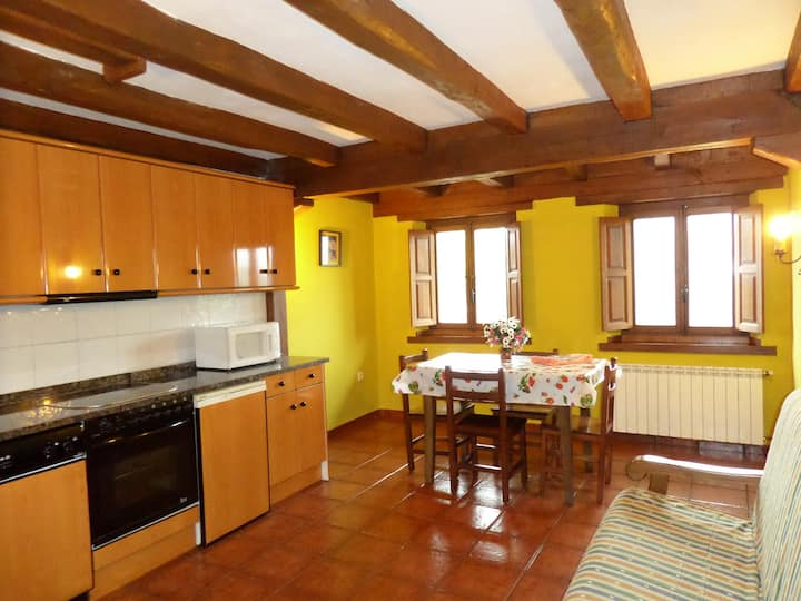 Apartamento rural Las Rocas de Brez
