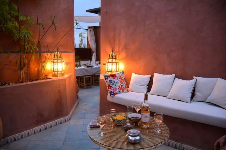 votre pied à terre à Marrakech