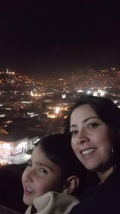 Hermosa Vista de Quito