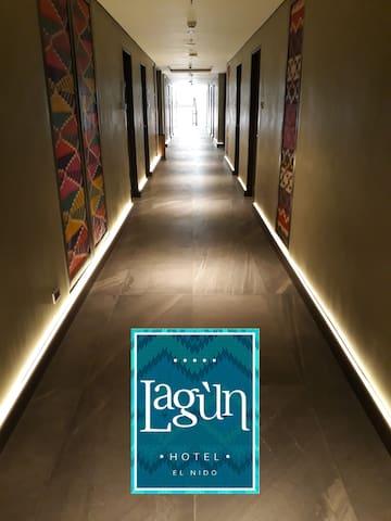 Premiere Loft Room at Lagùn Hotel