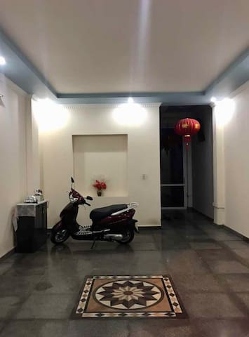 Charming house in Hai Phong City