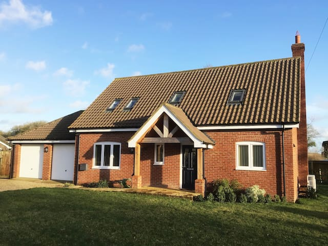 Stylish accommodation in the heart of Norfolk
