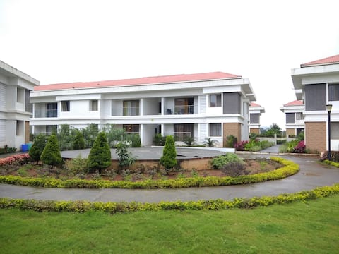 Blissful stay at Parishreya 01 BHK,  Lonavala.
