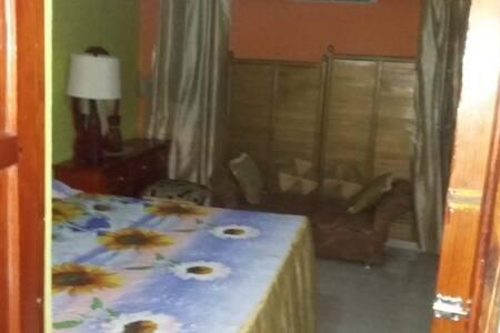 Acogedora habitacion en bayaguana los haitises