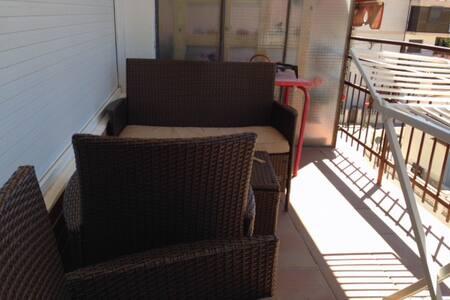 Apartamento comodo para familia - Cunit - Condominium