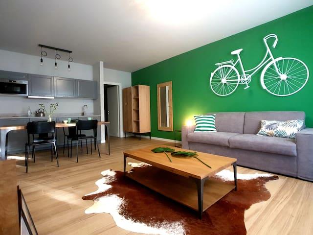 Green Life Elegant Studio