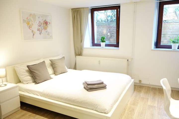 Cosy 3 room apt. in the trendy district Neustadt